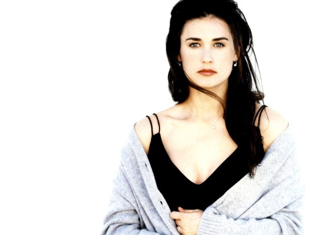 Demi Moore YOung Pictures
