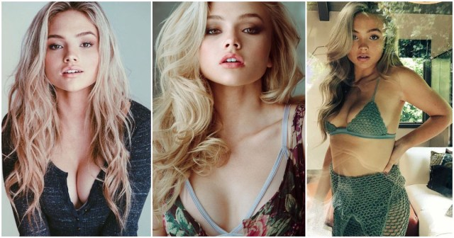 37 Hot Pictures Of Natalie Alyn Lind Lauren Strucker The Gifted X Men Tv Show
