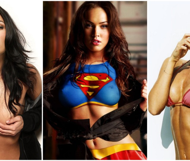 Seductive Pictures Of Megan Fox That Will Drive Men Nuts