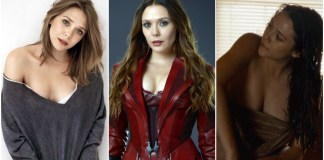 41 Hot Pictures Of Elizabeth Olsen - The Scarlet Witch Of Marvel Movies