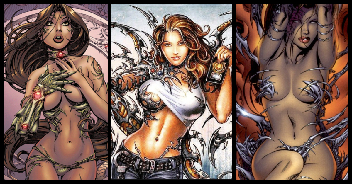 sexy pics of witchblade