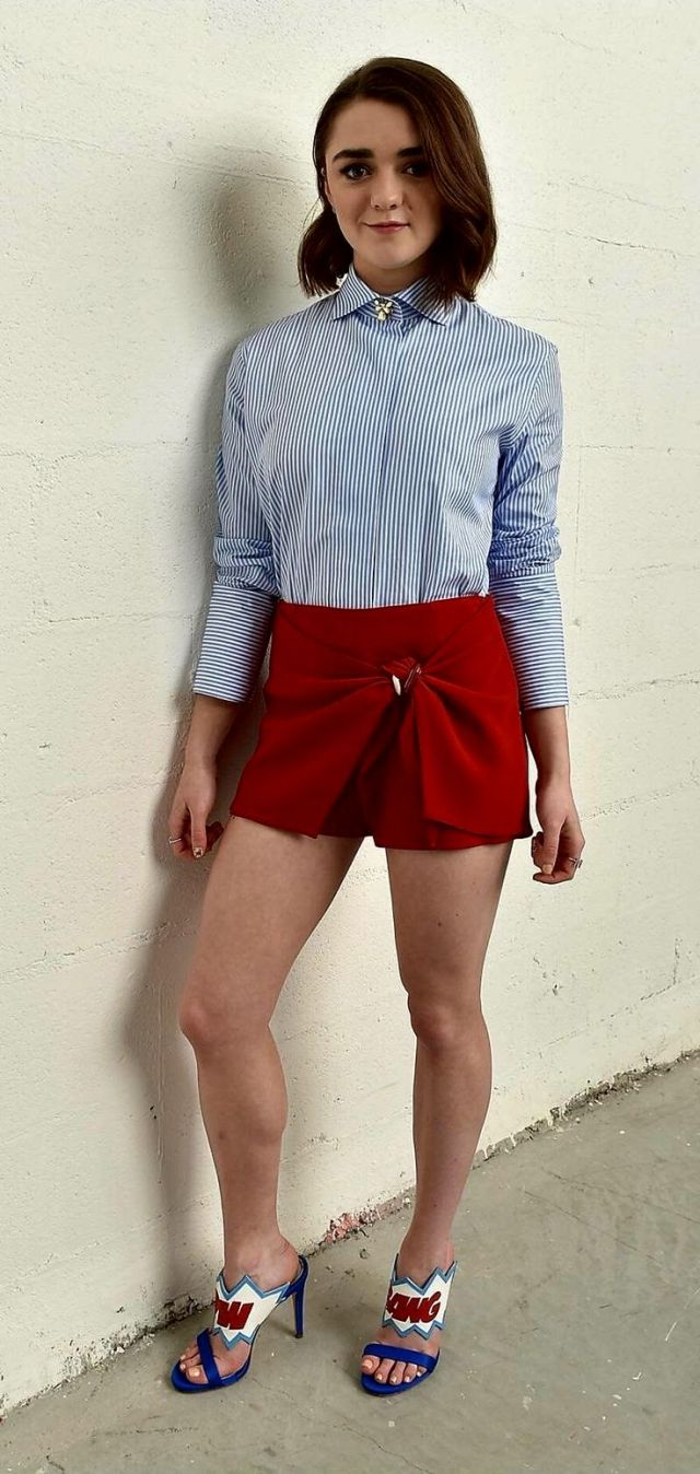 38 Hot Pictures Of Maisie Williams Arya Stark Game Of