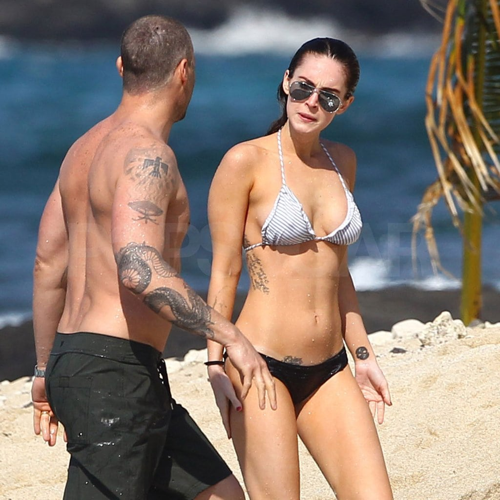 Saturn Girl Wallpapers 41 Hottest Bikini Pictures Of Megan Fox That Will Make You