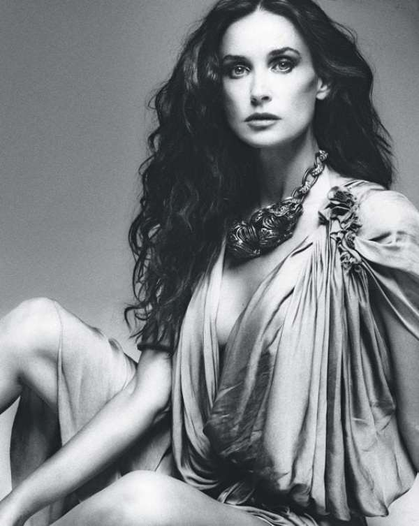 Young Demi Moore HOt Picture