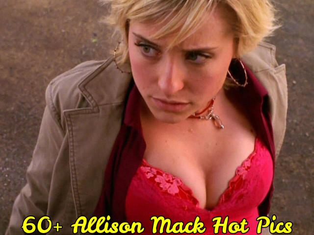allison mack hot pics