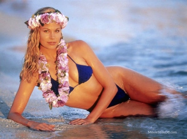 brooke burns in water