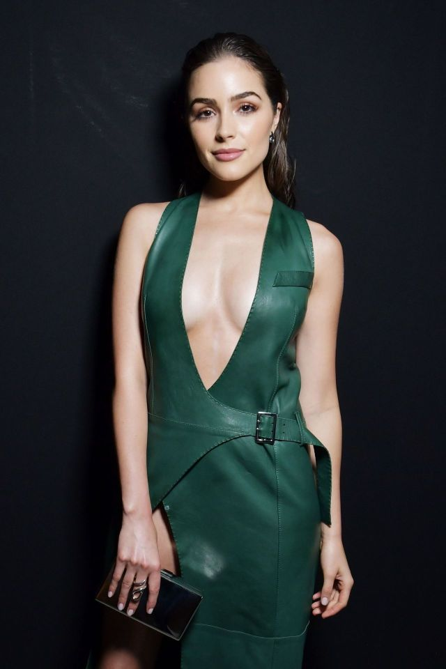 Olivia Culpo on Photoshoot