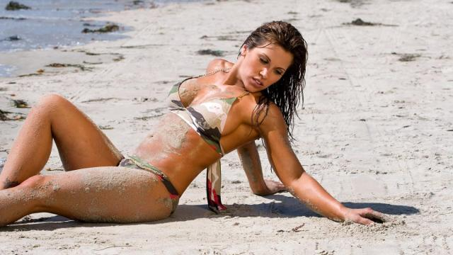 Mickie James Stunning