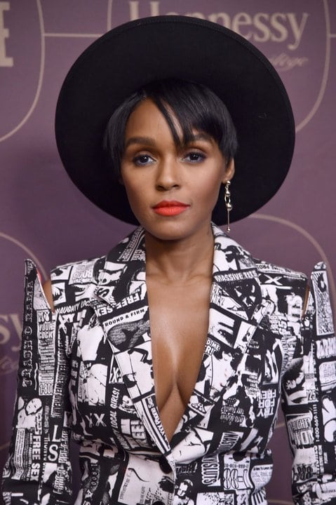 35 Hot Pictures Of Janelle Monae  Tessa Thompsons Sizzling Girlfriend