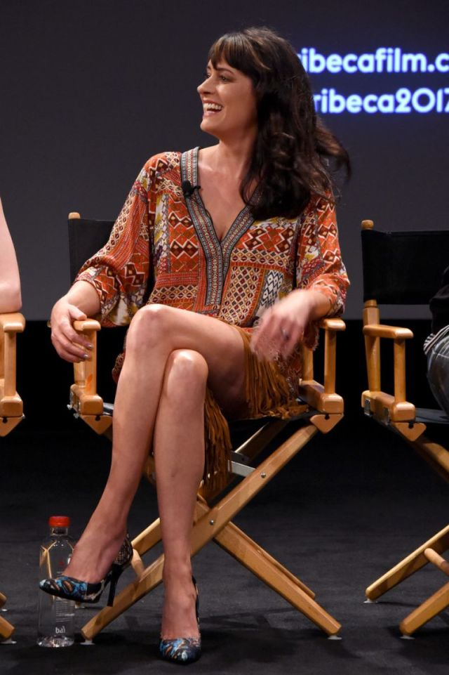 paget brewster hot feet