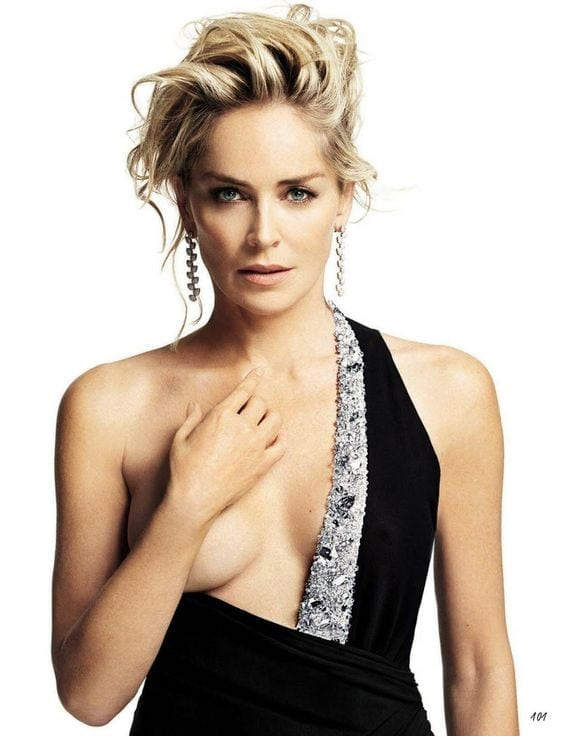 Sharon Stone Hot Pictures