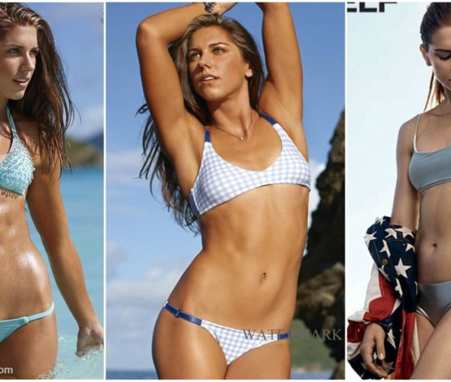 Hot Pictures Of Alex Morgan Beautiful Soccer Player