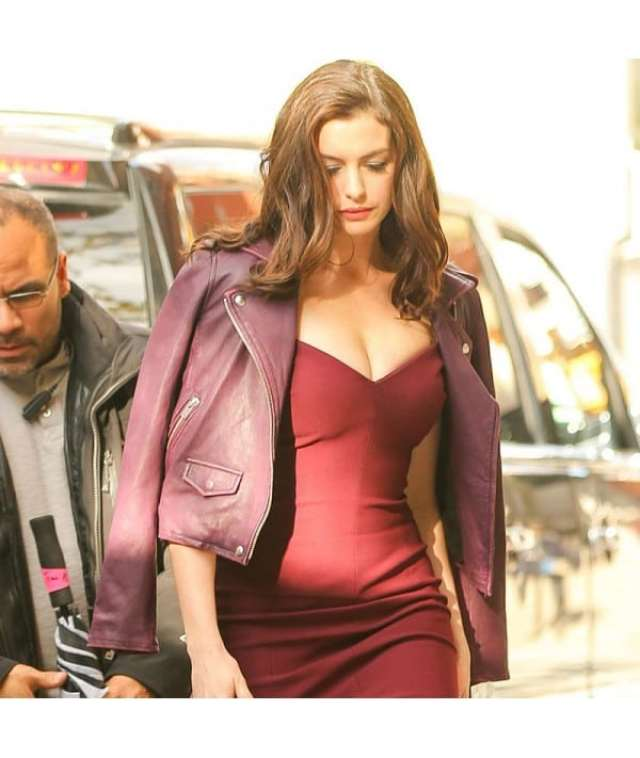 anna hathway awesome
