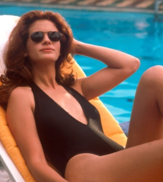 julia roberts swimsuit