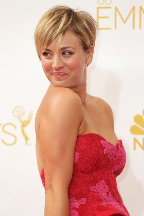 kaley cuoco beautiful