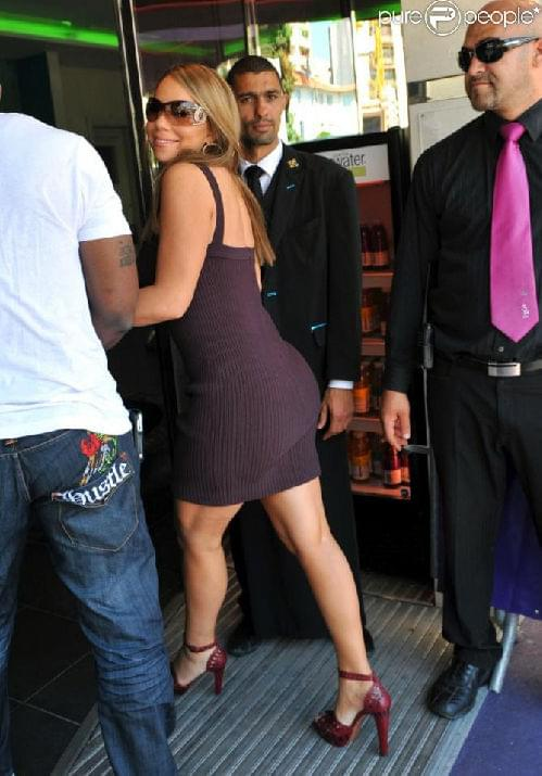 mariah carey booty pictures