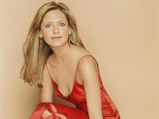 sarah michelle gellar beautiful