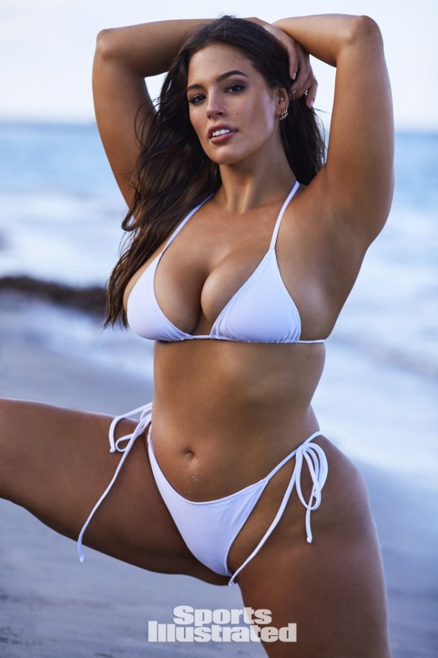 Ashley Graham Bikini Pictures