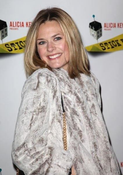 Maggie Lawson on Smile