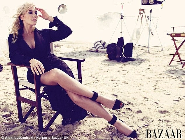 Kate Winslet Sexy Legs