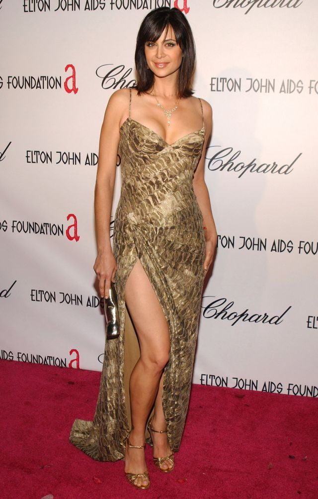 Catherine Bell Red Carpet