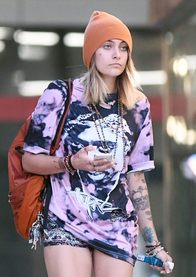 Paris Jackson Photoshoot