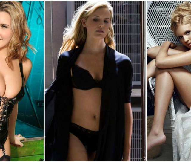 Hot Pictures Of Maggie Grace Are Too Sexy For All Of Us
