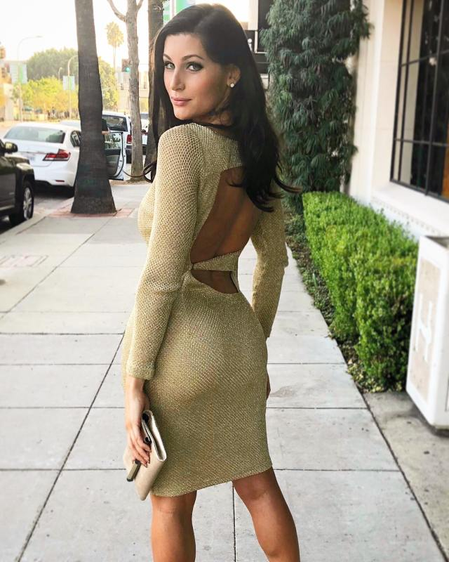 Trace Lysette Sexy Back