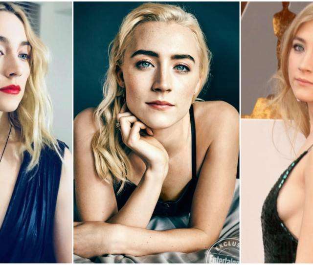 Hot And Sexy Pictures Of Saoirse Ronan Will Make Her Fans In New Photoshoot