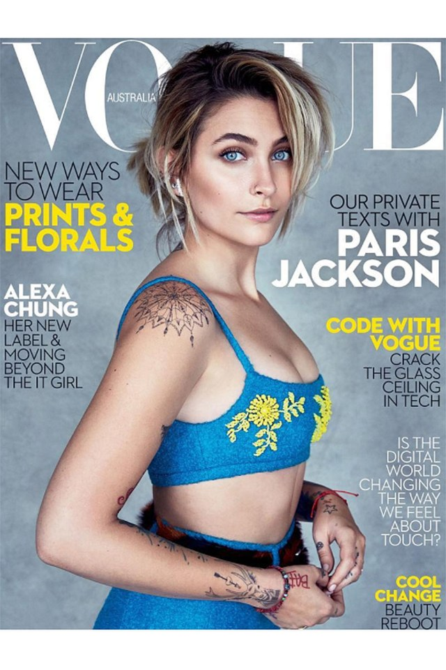 Paris Jackson Hot Pictures