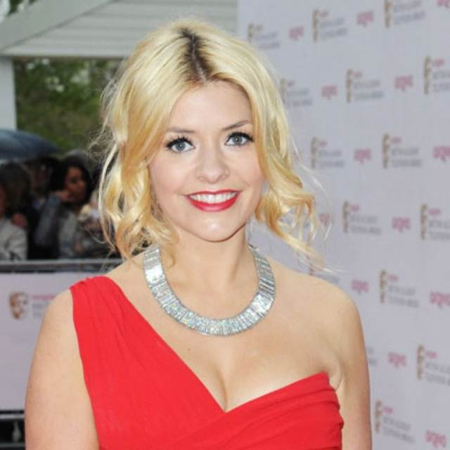 Holly Willoughby on Party