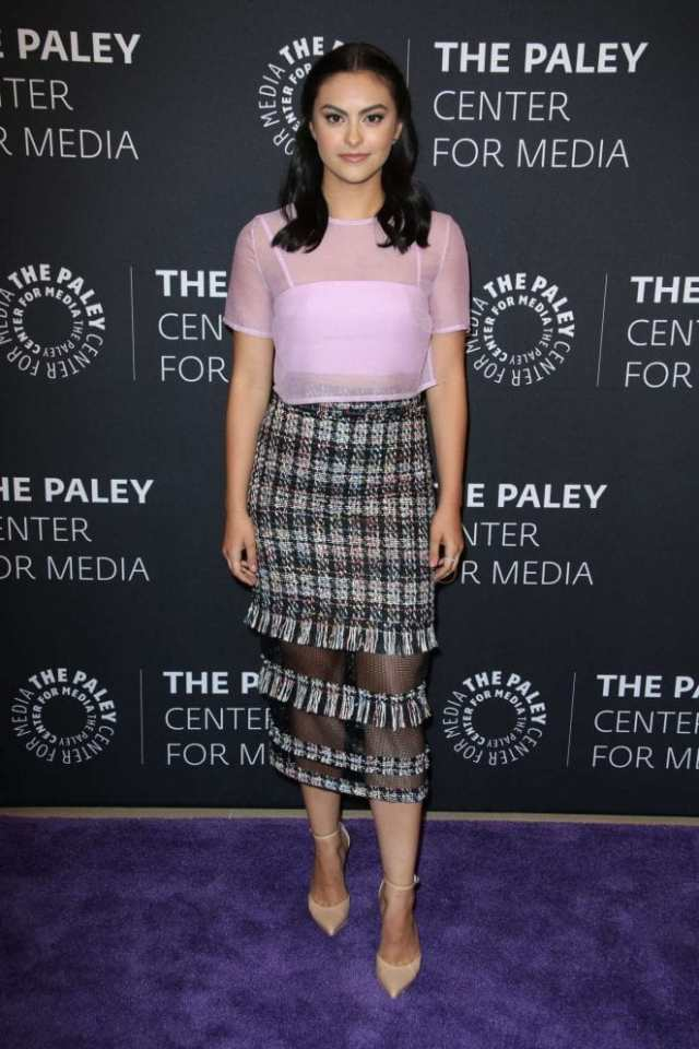 camila mendes mind-blowing