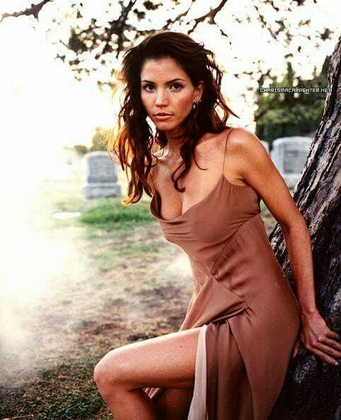 charisma carpenter legs