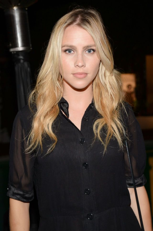 claire holt blonde hair
