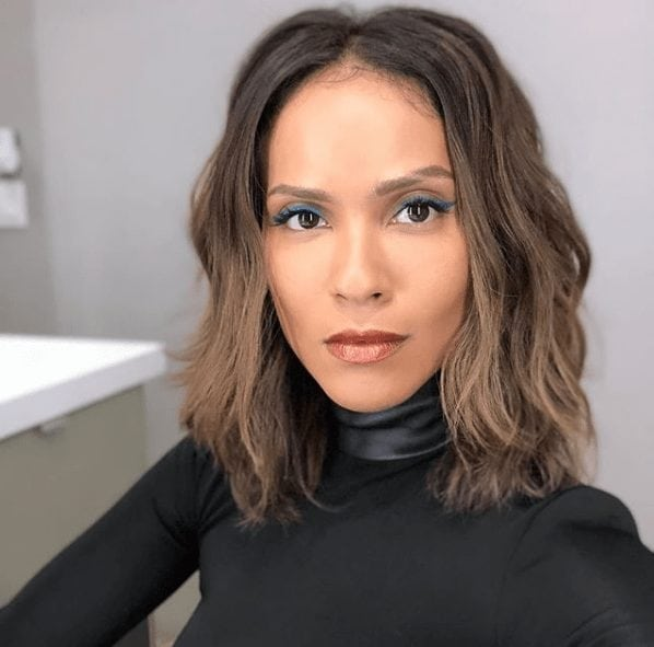 lesley ann brandt angry face