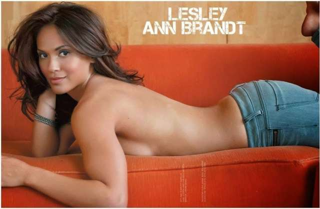lesley ann brandt sexy pictures