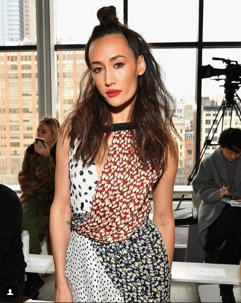 maggie q mind-blowing
