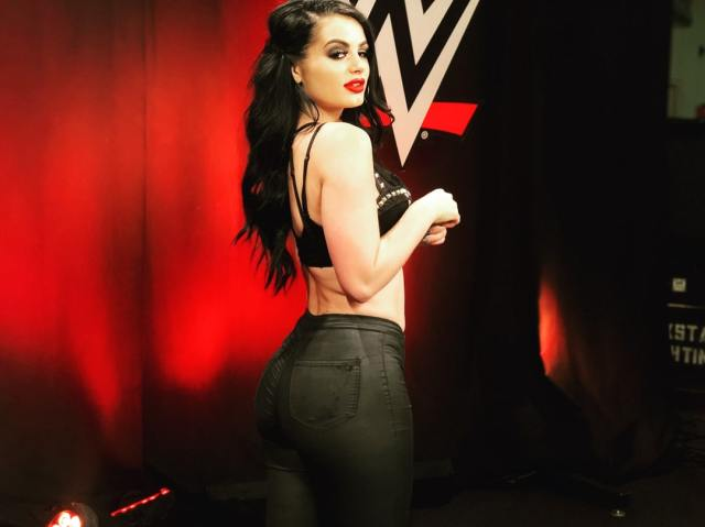 paige booty