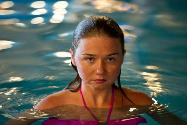 Jessica Barden on Swimming Pool
