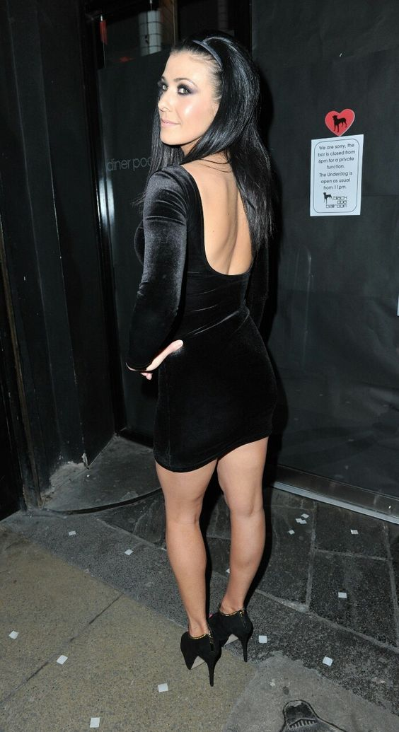 Michelle Keegan Sexy Back