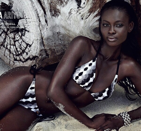 Anna Diop Hot Photoshoot