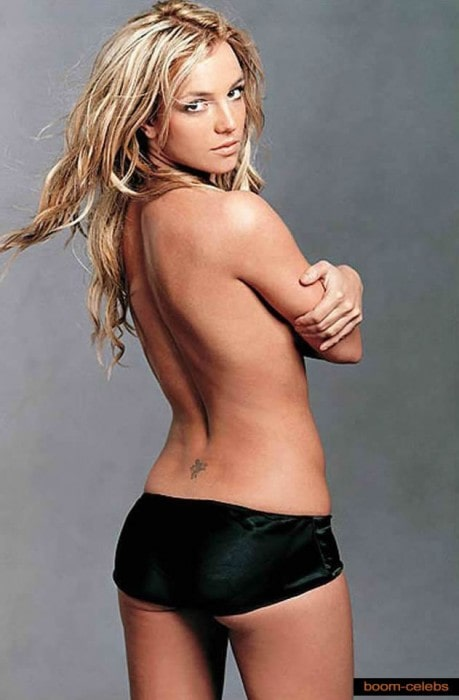 Britney Spears Sexy Back
