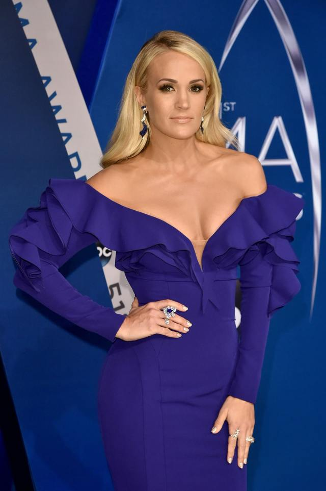 Carrie Underwood on Awards