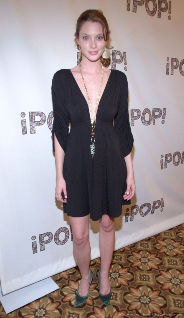 April Bowlby on Ipop