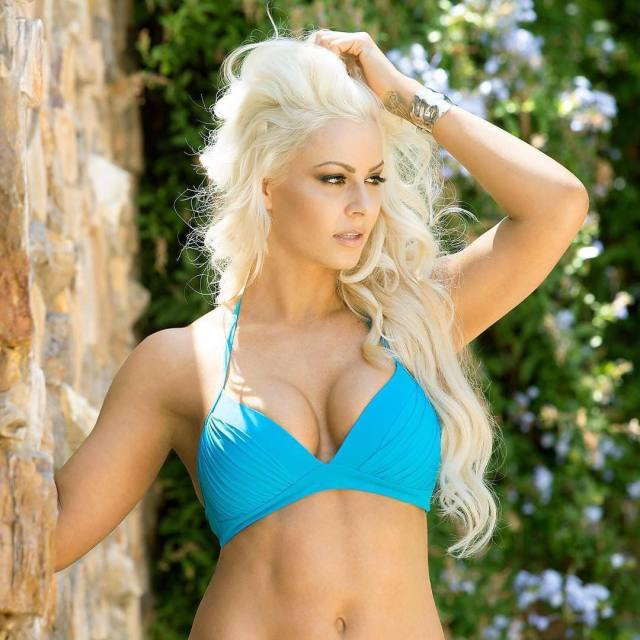Maryse Ouellet Proves beautiful pic