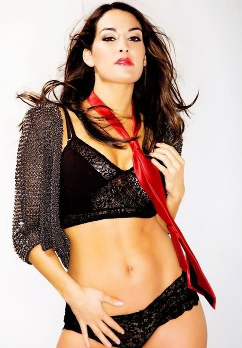 brie bella mind-blowing