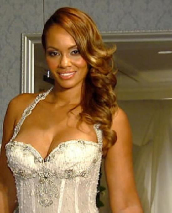 evelyn lozada awesome cleavage