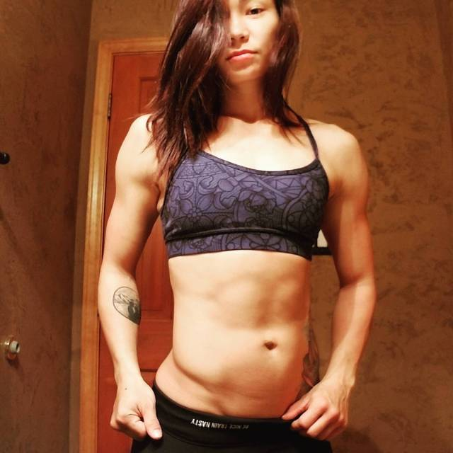 michelle waterson awesome pictures