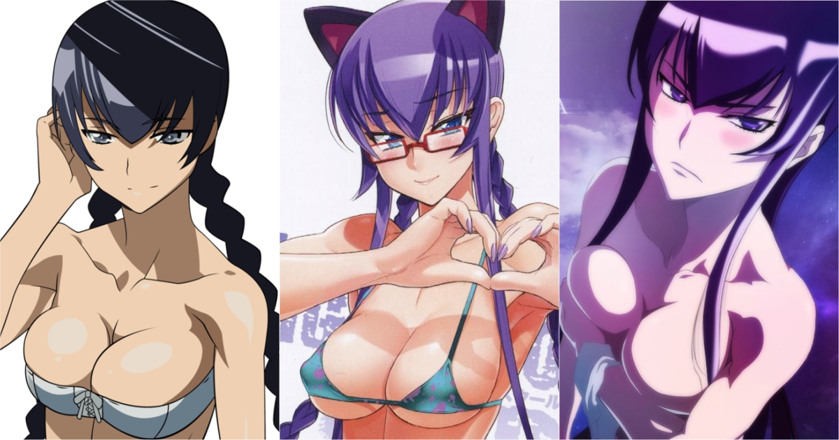 High school of the bead nude 49 Hot Pictures Of Saeko Busujima From High School Of The Dead Which Are Sure To Win Your Heart Best Of Comic Books