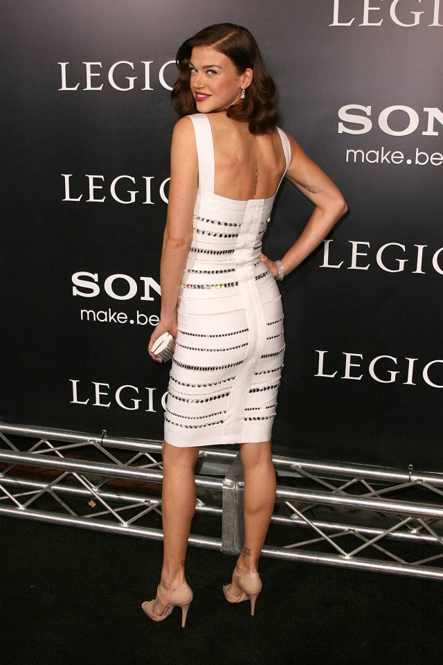 Adrianne Palicki sexy and hot back